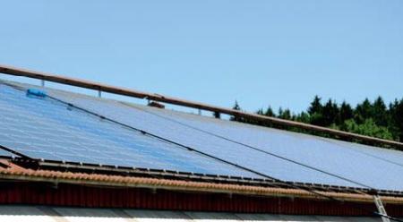 Reinigung von PV und Solaranlagen